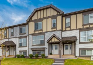 Photo 1: 558 130 New Brighton Way SE in Calgary: New Brighton Row/Townhouse for sale : MLS®# A1112335