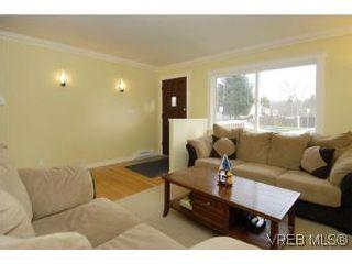 Photo 4: 3034 Doncaster Dr in VICTORIA: Vi Oaklands House for sale (Victoria)  : MLS®# 528826