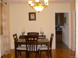 Photo 5: 456 St Jean Baptiste Street in WINNIPEG: St Boniface Residential for sale (South East Winnipeg)  : MLS®# 1427520