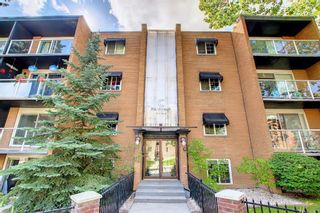 Photo 2: 406 501 57 Avenue SW in Calgary: Windsor Park Apartment for sale : MLS®# A1142596