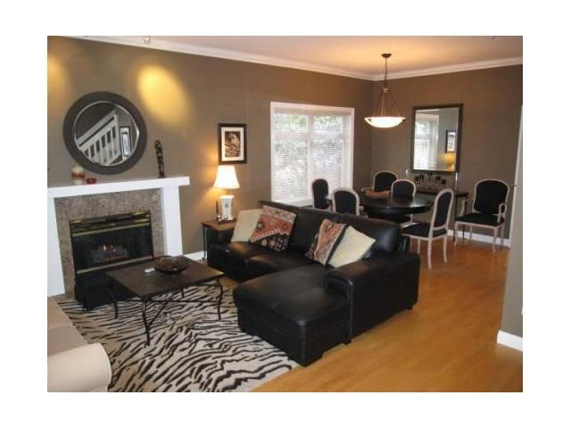 Photo 4: Photos: 1820 COLLINGWOOD Street in Vancouver: Kitsilano 1/2 Duplex for sale (Vancouver West)  : MLS®# V942383