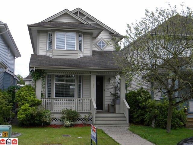 "Main Photo: 18422 65TH Avenue in Surrey: Cloverdale BC House for sale in ""CLOVER VALLEY STATION"" (Cloverdale)  : MLS®# F1017560"