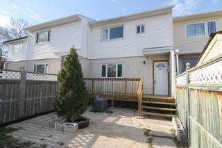 Photo 12: 56 Rougeau Avenue in Winnipeg: Townhouse for sale (3K)  : MLS®# 1828706