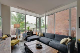 Photo 6: 113 Confluence Mews SE in Calgary: Downtown East Village Row/Townhouse for sale : MLS®# A1138938