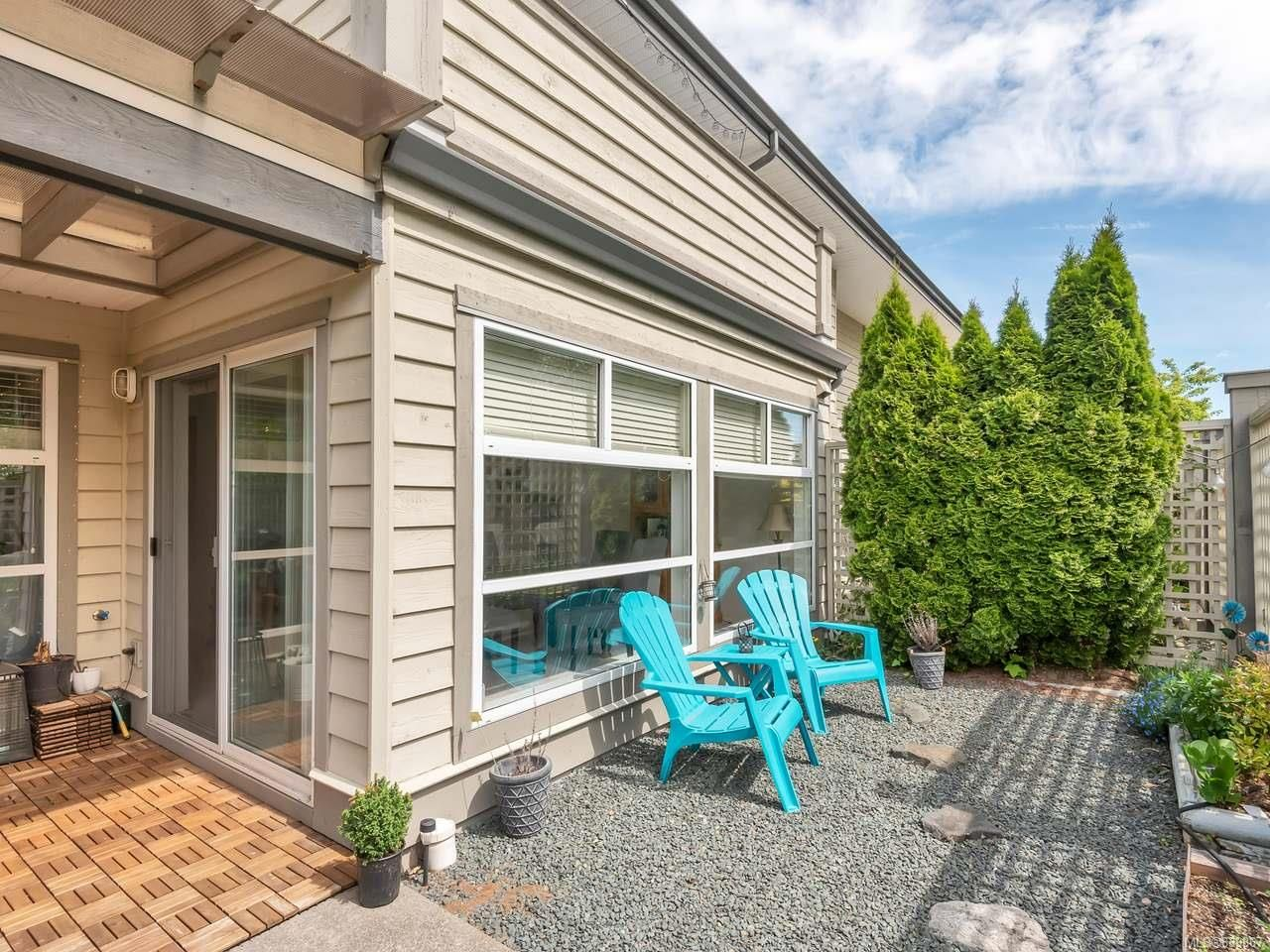 Photo 40: Photos: 21 2750 Denman St in CAMPBELL RIVER: CR Willow Point Row/Townhouse for sale (Campbell River)  : MLS®# 839867