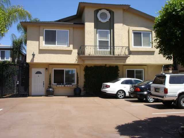 Main Photo: NORTH PARK Residential for sale or rent : 1 bedrooms : 3747 32nd #7 in San Diego