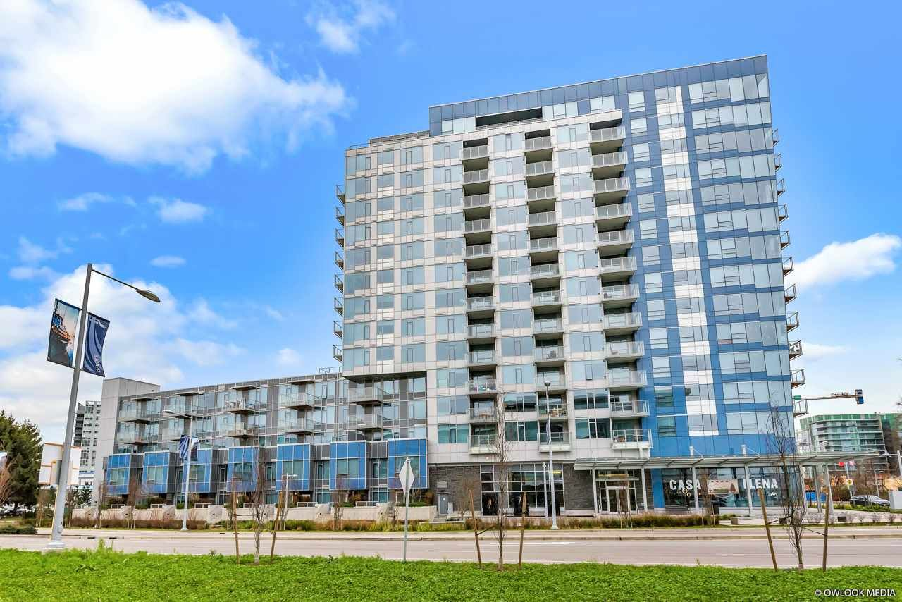 """Main Photo: 1607 5233 GILBERT Road in Richmond: Brighouse Condo for sale in """"RIVER PARK PLACE 1"""" : MLS®# R2473509"""