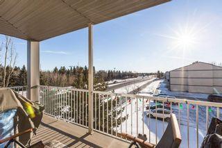 Photo 31: 320 7511 171 Street in Edmonton: Zone 20 Condo for sale : MLS®# E4225318
