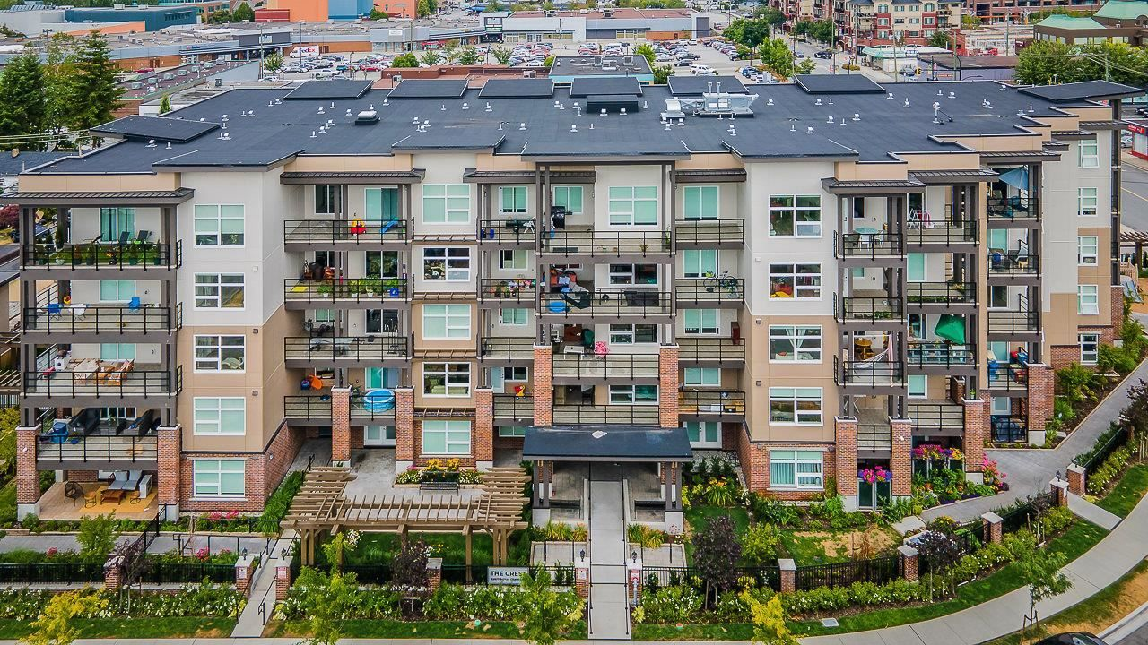 Main Photo: 309 22577 ROYAL CRESCENT in Maple Ridge: East Central Condo for sale : MLS®# R2600382