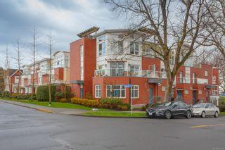 Photo 4: 13 60 Dallas Rd in : Vi James Bay Row/Townhouse for sale (Victoria)  : MLS®# 871492