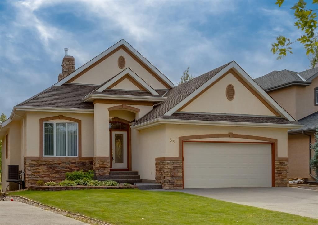 Main Photo: 55 Heritage Cove: Heritage Pointe Detached for sale : MLS®# A1144128