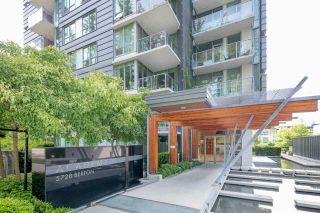 """Photo 1: 1606 5728 BERTON Avenue in Vancouver: University VW Condo for sale in """"ACADAMEY"""" (Vancouver West)  : MLS®# R2375671"""