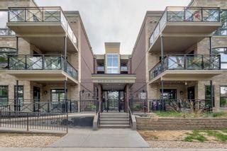 Photo 1: 119 10811 72 Avenue in Edmonton: Zone 15 Condo for sale : MLS®# E4248944