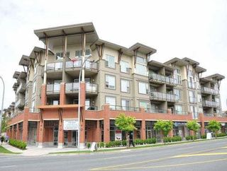 "Photo 1: 415 1975 MCCALLUM Road in Abbotsford: Central Abbotsford Condo for sale in ""The Crossing"" : MLS®# R2493537"
