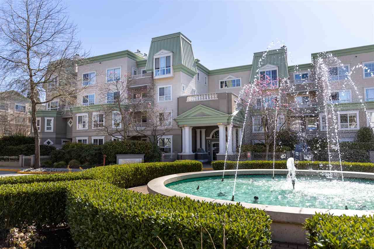 """Main Photo: 428 2980 PRINCESS Crescent in Coquitlam: Canyon Springs Condo for sale in """"Montclaire"""" : MLS®# R2565811"""