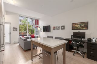 Photo 5: 107 417 GREAT NORTHERN Way in Vancouver: Strathcona Condo for sale (Vancouver East)  : MLS®# R2407456