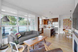 """Photo 2: 204 2020 ALMA Street in Vancouver: Kitsilano Condo for sale in """"LOCARNO"""" (Vancouver West)  : MLS®# R2617653"""