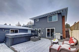Photo 29: 636 WOLF WILLOW Road in Edmonton: Zone 22 House for sale : MLS®# E4226903