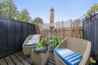 """Photo 22: 1573 COTTON Drive in Vancouver: Grandview Woodland Townhouse for sale in """"Cotton Lane"""" (Vancouver East)  : MLS®# R2541341"""