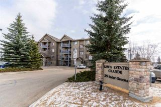 Photo 1: 405 279 Suder Greens Drive in Edmonton: Zone 58 Condo for sale : MLS®# E4235498