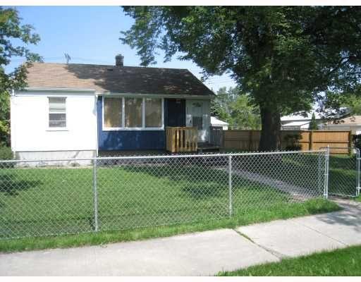 Main Photo: 1481 MANITOBA Avenue in WINNIPEG: North End Residential for sale (North West Winnipeg)  : MLS®# 2915207