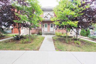 Photo 1: 3 10640 81 Avenue in Edmonton: Zone 15 House Half Duplex for sale : MLS®# E4261792