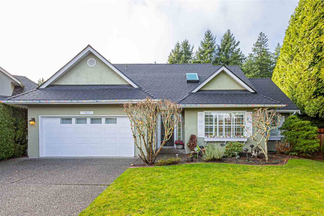 """Main Photo: 14830 24A Avenue in Surrey: Sunnyside Park Surrey House for sale in """"Sherbrooke Estates"""" (South Surrey White Rock)  : MLS®# R2523208"""