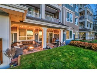 """Photo 28: 105 16380 64 Avenue in Surrey: Cloverdale BC Condo for sale in """"The Ridgse and Bose Farms"""" (Cloverdale)  : MLS®# R2556734"""