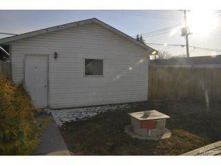 Photo 14: 216 Sydney Avenue in WINNIPEG: East Kildonan Residential for sale (North East Winnipeg)  : MLS®# 1507902
