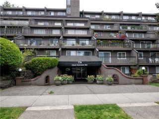 """Photo 8: 105 774 GREAT NORTHERN Way in Vancouver: Mount Pleasant VE Condo for sale in """"Pacific Terraces"""" (Vancouver East)  : MLS®# V953777"""