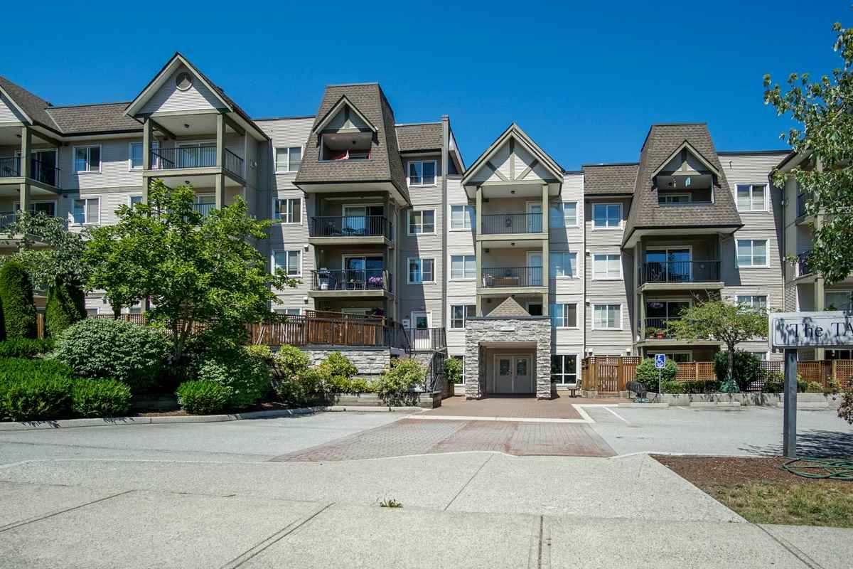 """Main Photo: 210 12083 92A Avenue in Surrey: Queen Mary Park Surrey Condo for sale in """"TAMARON"""" : MLS®# R2558348"""