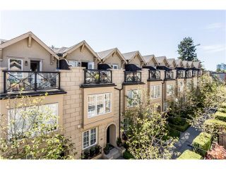 "Photo 18: 910 W 13TH Avenue in Vancouver: Fairview VW Townhouse for sale in ""THE BROWNSTONE"" (Vancouver West)  : MLS®# V1140268"