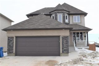 Photo 1: 26 Grassy Lake Drive in Winnipeg: South Pointe Residential for sale (1R)  : MLS®# 1905565