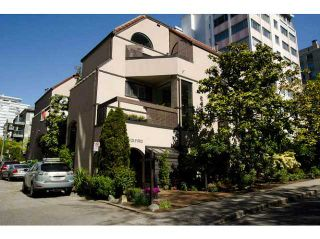 Photo 1: # 3 1019 GILFORD ST in Vancouver: West End VW Condo for sale (Vancouver West)  : MLS®# V1007087