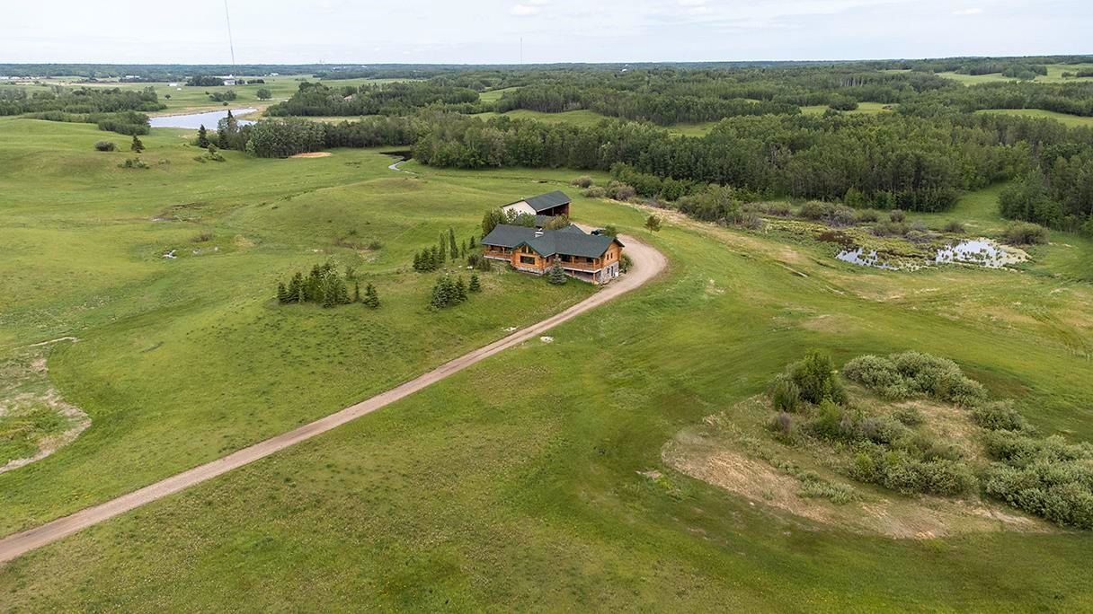 Main Photo: 22348 TWP RD 510: Rural Strathcona County House for sale : MLS®# E4249105