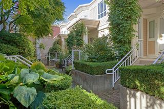 """Main Photo: 245 2565 W BROADWAY in Vancouver: Kitsilano Townhouse for sale in """"Trafalgar Mews"""" (Vancouver West)  : MLS®# R2625467"""
