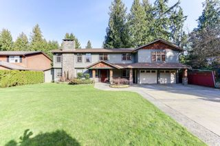 Photo 1: 3834 205B Street in Langley: Brookswood Langley House for sale : MLS®# R2552067