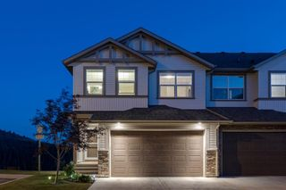 Photo 1: 157 Sunset Point: Cochrane Row/Townhouse for sale : MLS®# A1132458