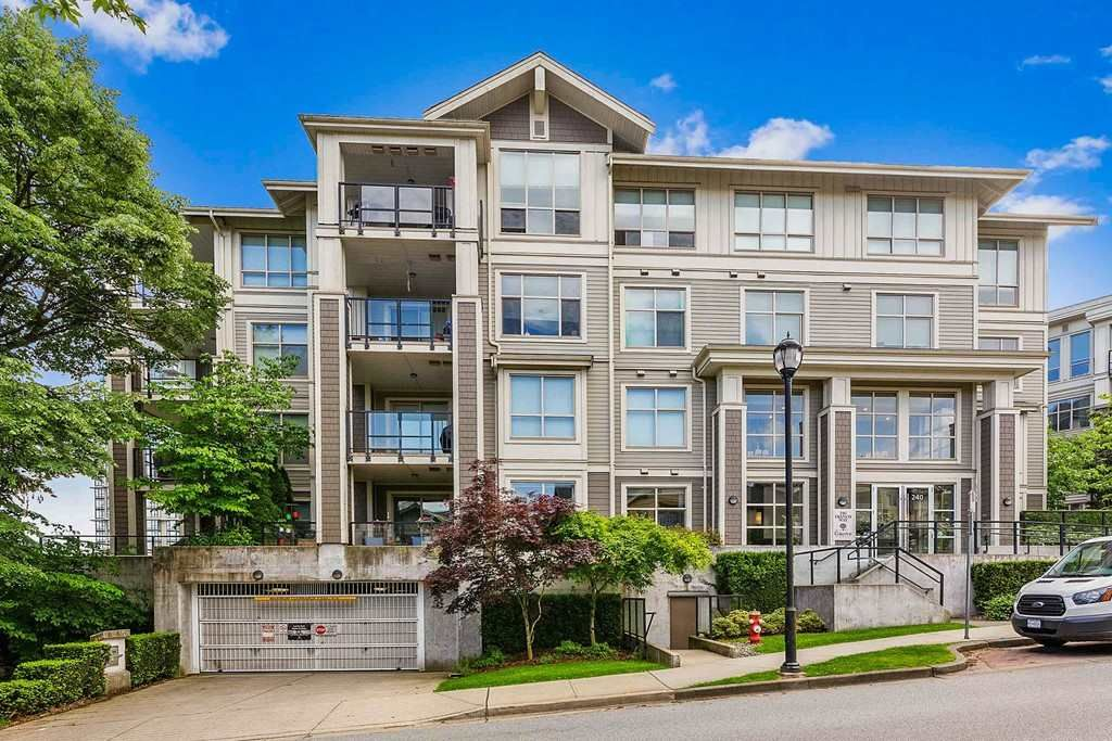 """Main Photo: 305 240 FRANCIS Way in New Westminster: Fraserview NW Condo for sale in """"THE GROVE"""" : MLS®# R2541269"""