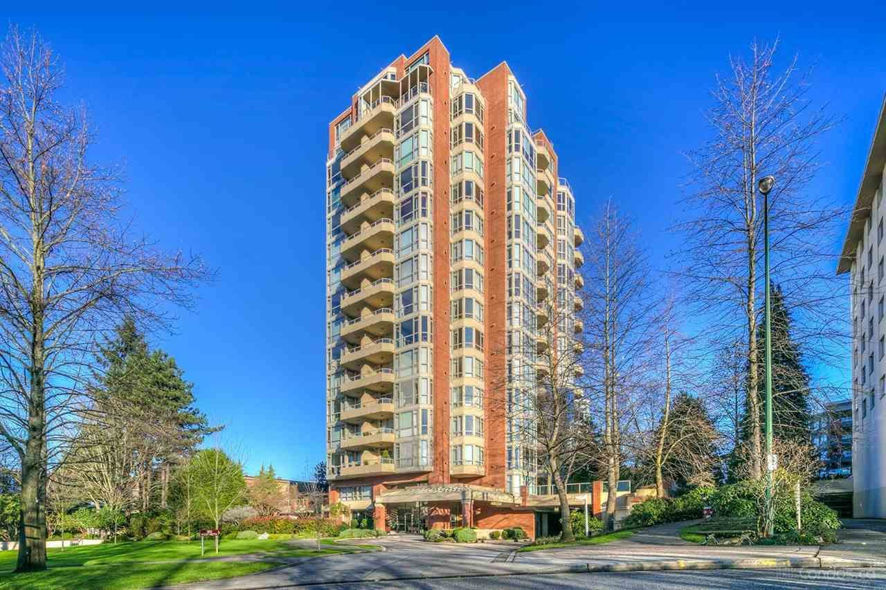 """Main Photo: 806 160 W KEITH Road in North Vancouver: Central Lonsdale Condo for sale in """"Victoria Park West"""" : MLS®# R2591814"""