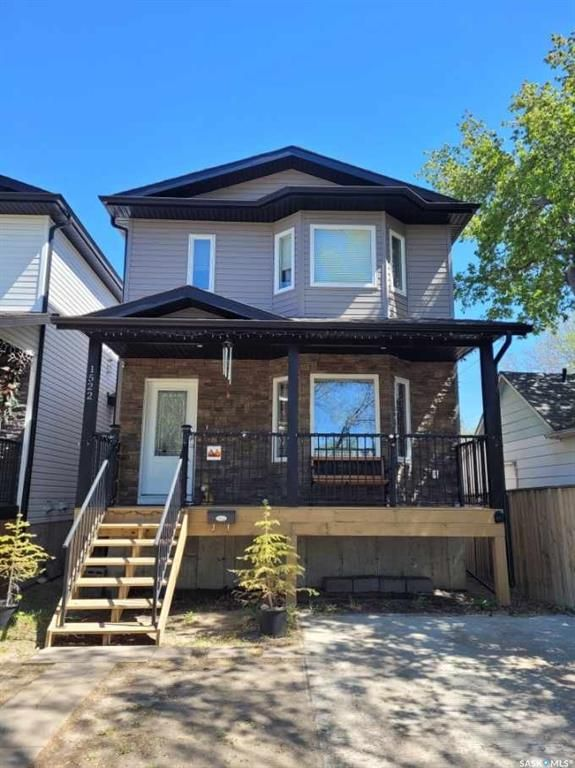 Main Photo: 705 33rd Street West in Saskatoon: Caswell Hill Residential for sale : MLS®# SK855512