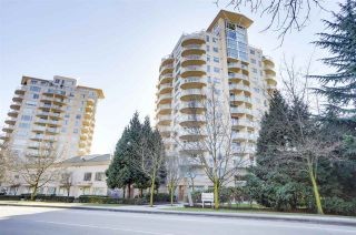 """Photo 1: 1102 7680 GRANVILLE Avenue in Richmond: Brighouse South Condo for sale in """"GOLDEN LEAF TOWERS"""" : MLS®# R2343894"""