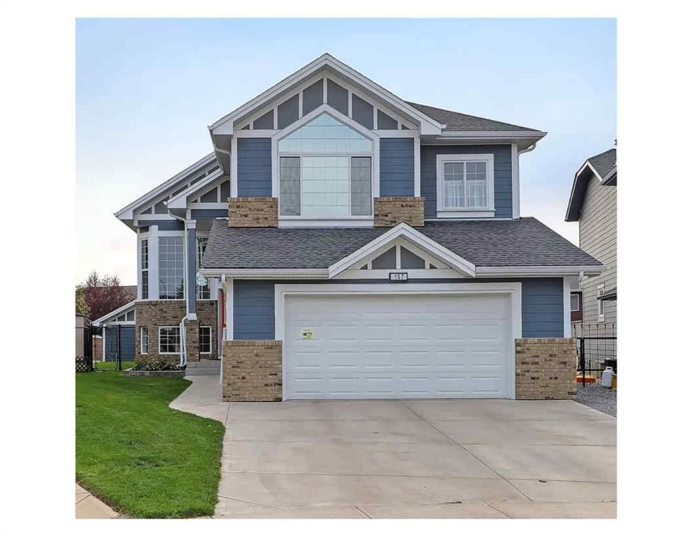 Main Photo: 157 Thornfield Close SE: Airdrie Detached for sale : MLS®# A1143092