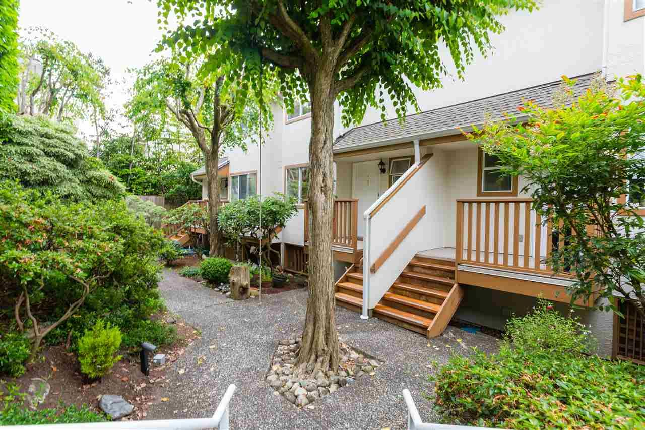 Main Photo: 7 241 E 4TH Street in North Vancouver: Lower Lonsdale Townhouse for sale : MLS®# R2533816