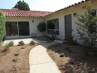 Main Photo: RANCHO SANTA FE Townhome for rent : 2 bedrooms : 6119 B Paseo Delicias