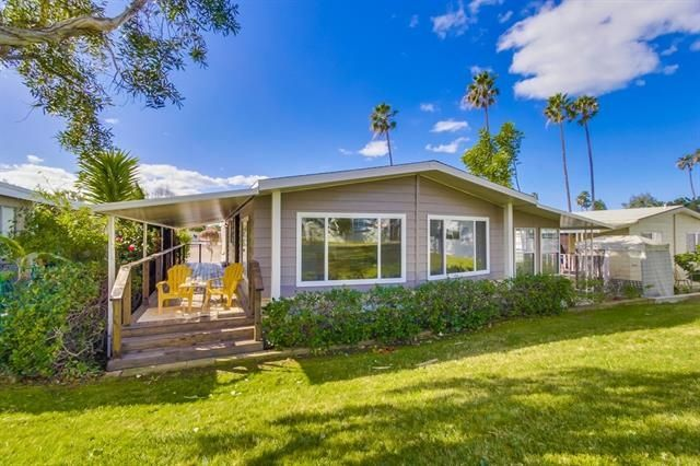 Main Photo: CARLSBAD WEST Manufactured Home for sale : 2 bedrooms : 7220 Santa Barbara #312 in Carlsbad