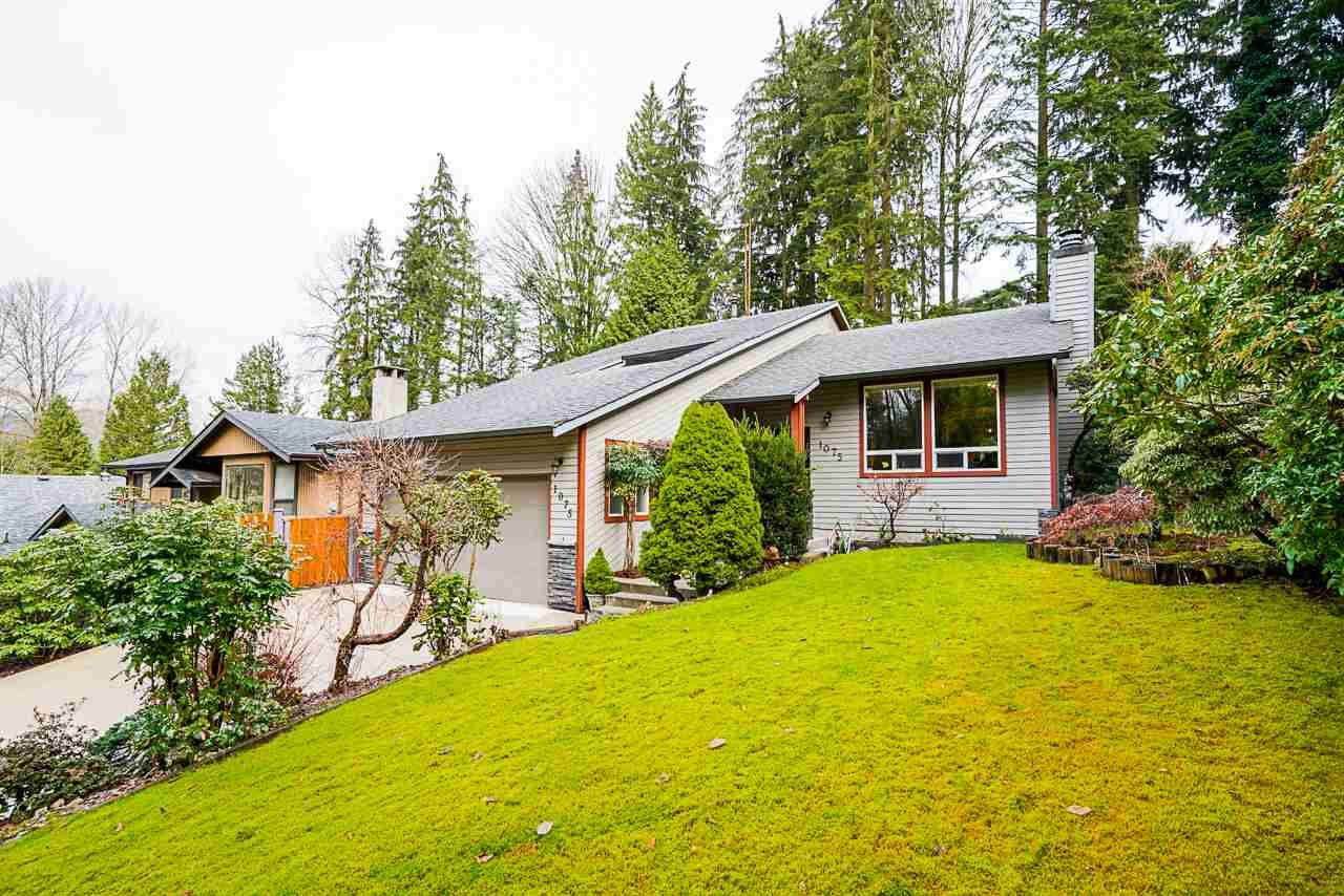 Main Photo: 1075 HULL Court in Coquitlam: Ranch Park House for sale : MLS®# R2534006