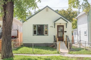Photo 1: 126 Inkster Boulevard in Winnipeg: North End Residential for sale (4C)  : MLS®# 202122580