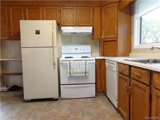 Photo 4: 449 Seaton Street in Winnipeg: Westwood Residential for sale (5G)  : MLS®# 1726334