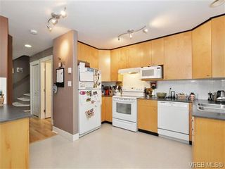 Photo 8: 4 2633 Shelbourne St in VICTORIA: Vi Jubilee Row/Townhouse for sale (Victoria)  : MLS®# 741791
